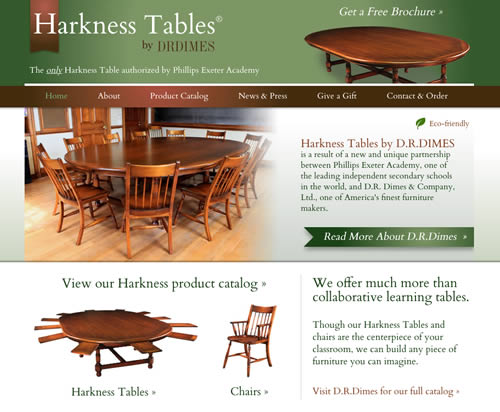 Harkness Tables